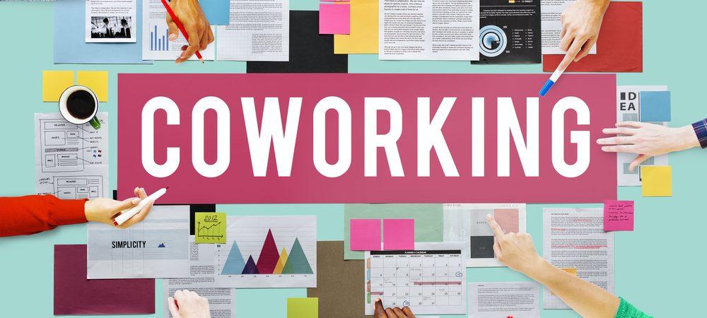 O que é coworking